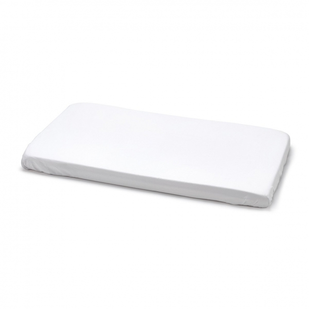 FITTED SHEET - SMALL BED 50x82 CM LISO E WHITE