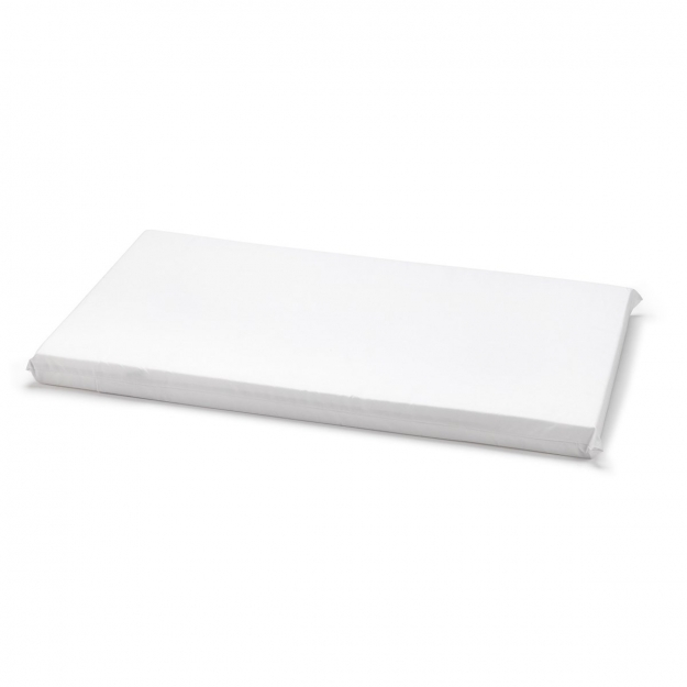MATTRES FOR SMALL BED LISO E 46.5x81x5 CM WHITE