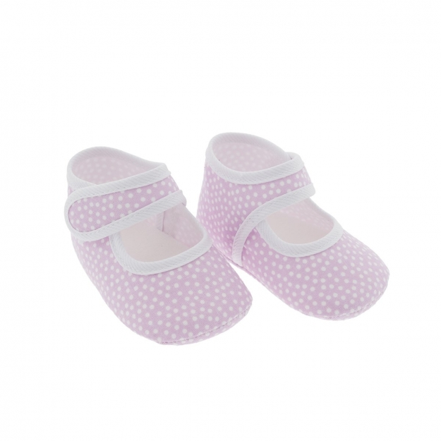 SUMMER BABY SHOES MOD.334 PURPLE