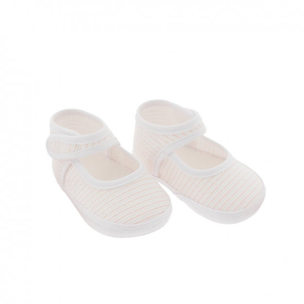 SUMMER BABY SHOES MOD.336 PINK