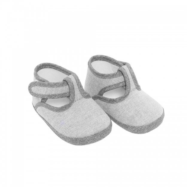 WINTER BABY SHOES MOD.622 GREY