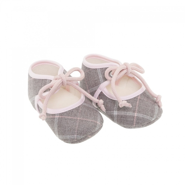 WINTER BABY SHOES MOD.624 PINK