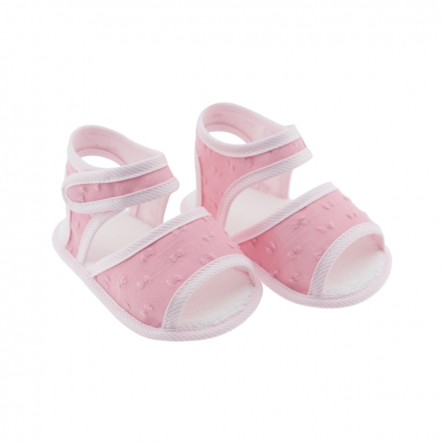 SUMMER BABY SHOES MOD.347 PINK
