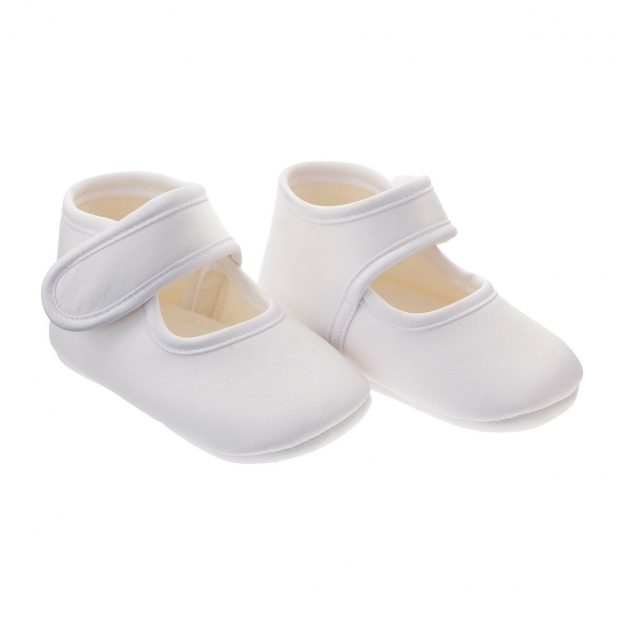 WINTER BABY SHOES MOD.56 WHITE