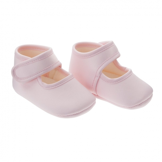 WINTER BABY SHOES MOD.56 PINK