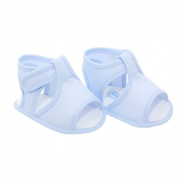 SUMMER BABY SHOES MOD.204 BLUE