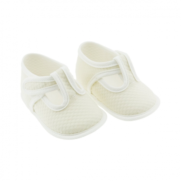 SUMMER BABY SHOES MOD.339 BEIGE