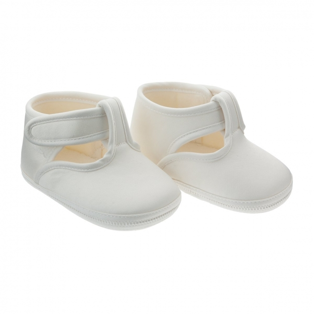 WINTER BABY SHOES MOD.57 ECRU