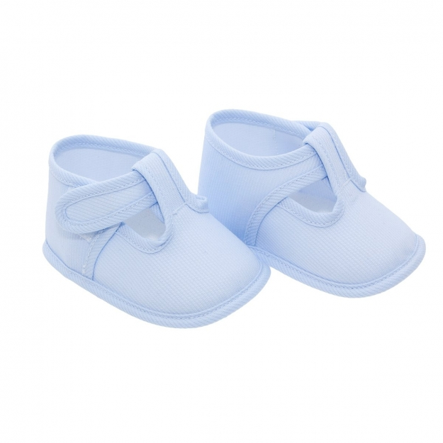 SUMMER BABY SHOES MOD.113 BLUE