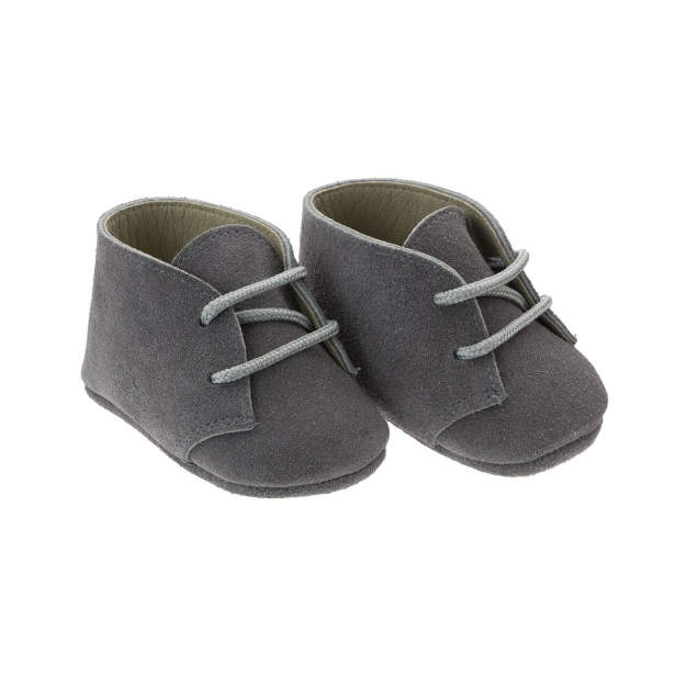 WINTER BABY SHOES MOD.605 GREY